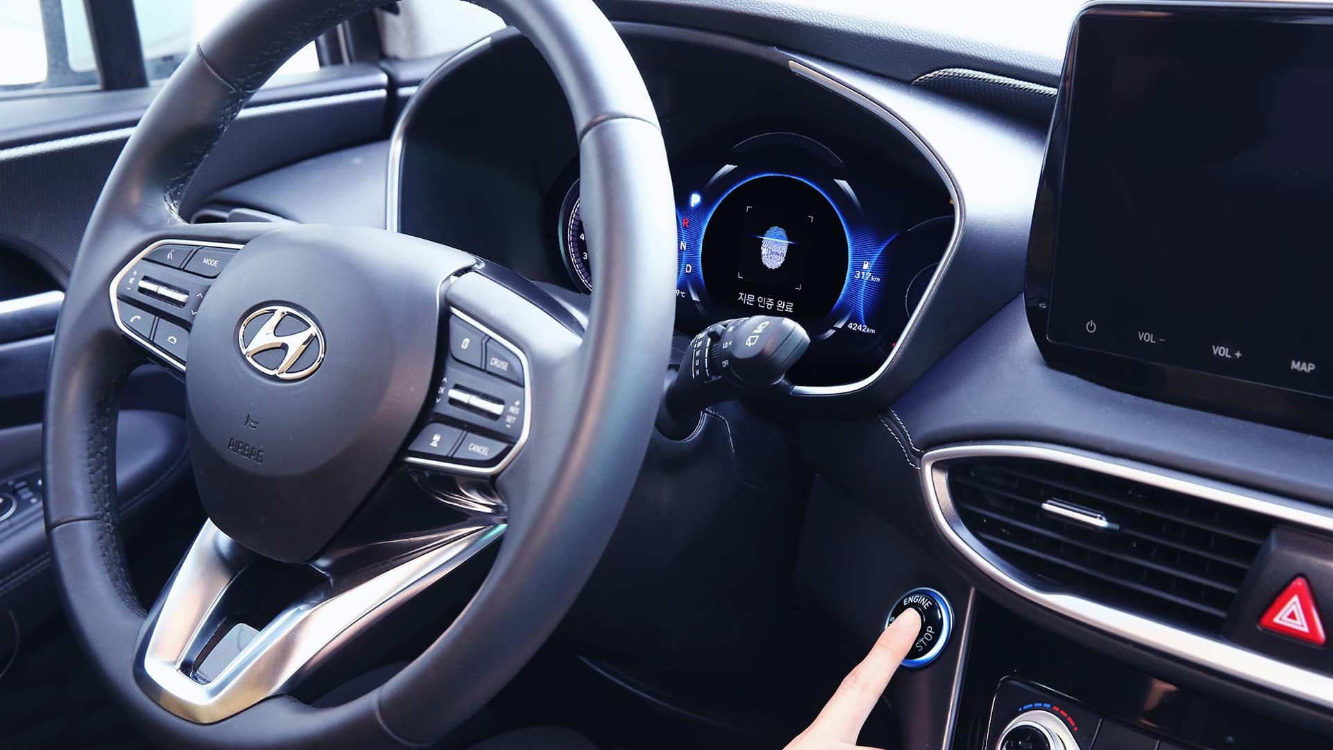 Hyundai-fingerprint-technology-vehicles