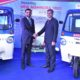Mahindra Electric and SmartE Strategic Partnership
