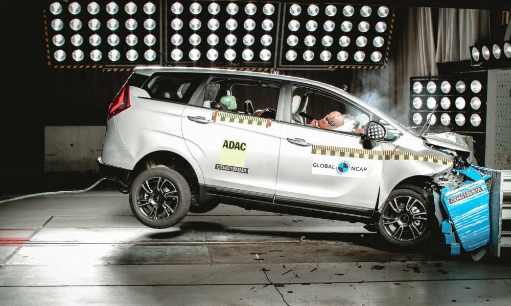 Mahindra-Marazzo-Global-NCAP-crash-test