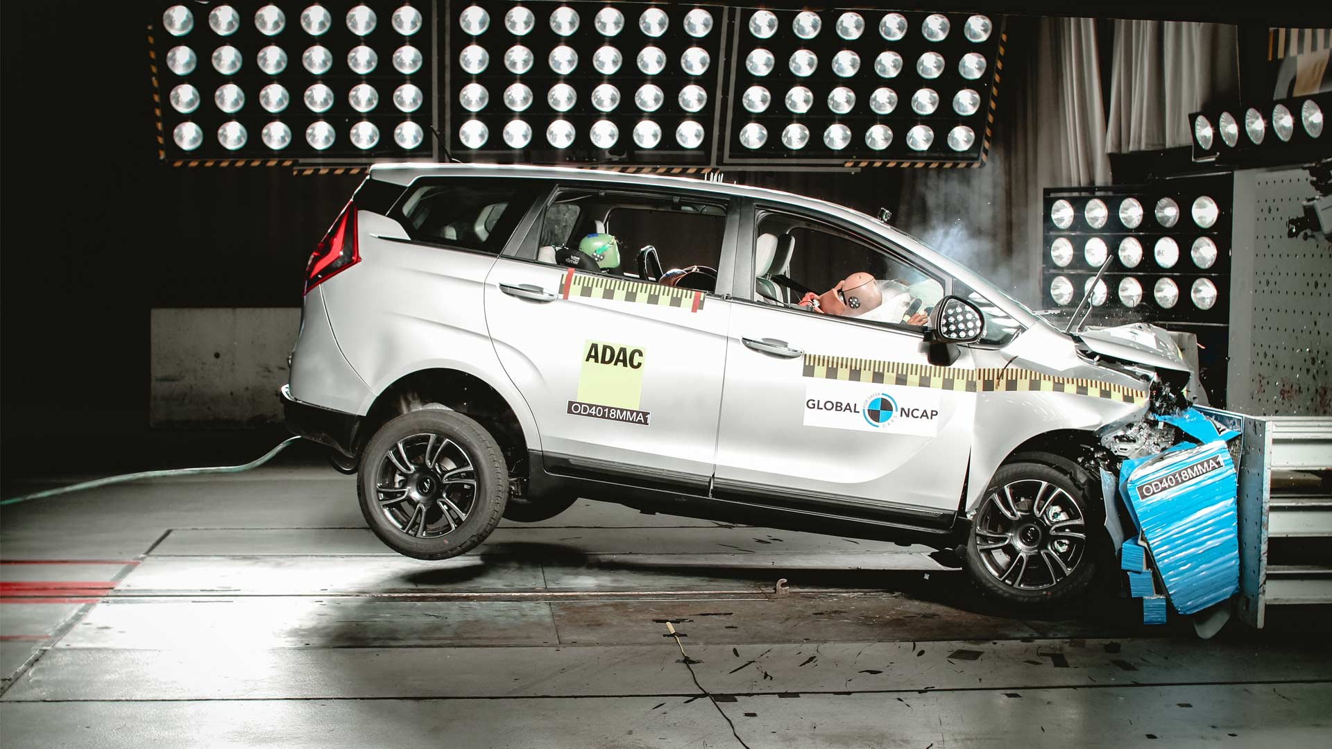 Mahindra-Marazzo-Global-NCAP-crash-test