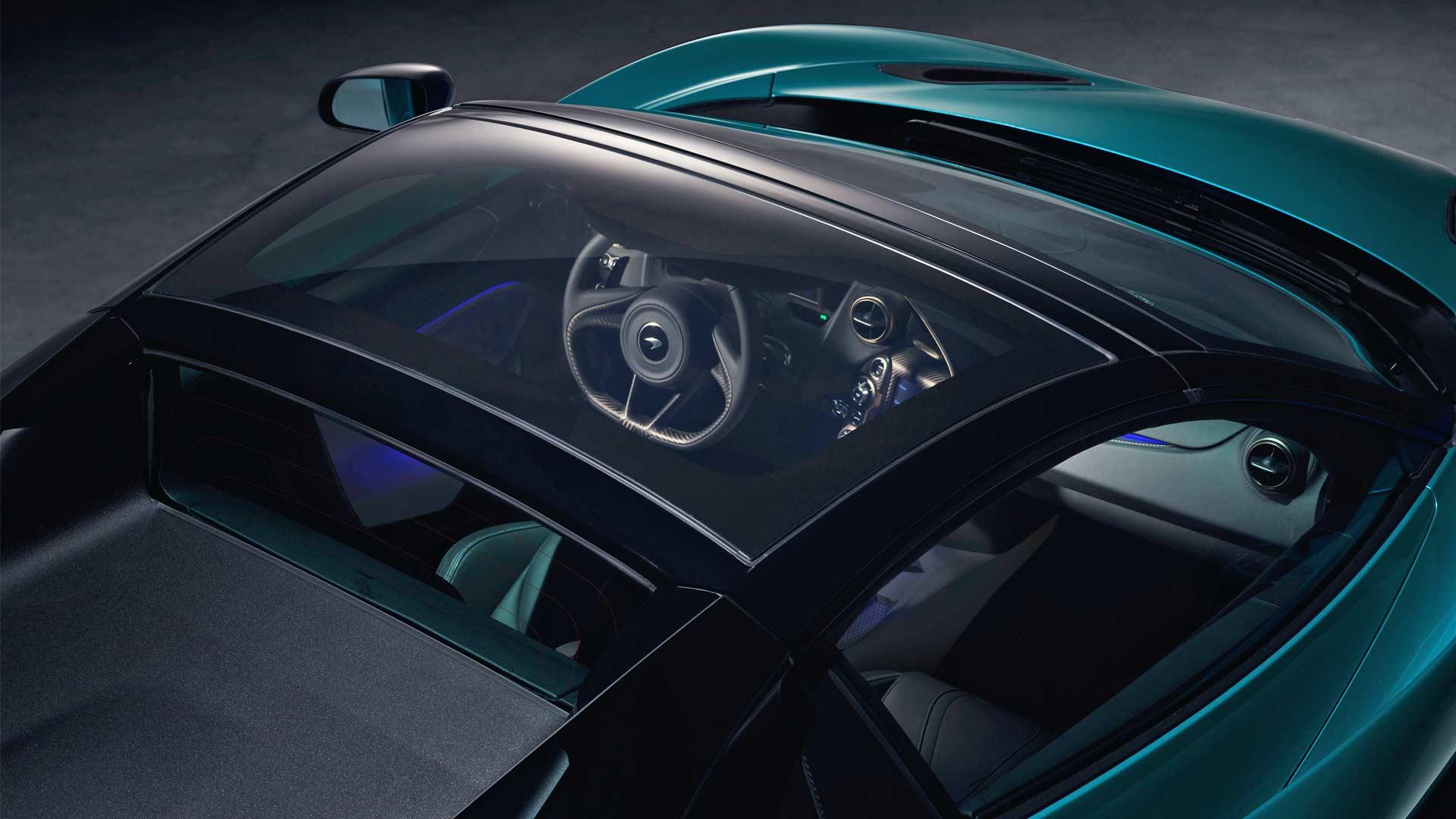 McLaren-720S-Spider-Interior