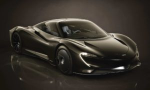 McLaren Speedtail-Stratosphere