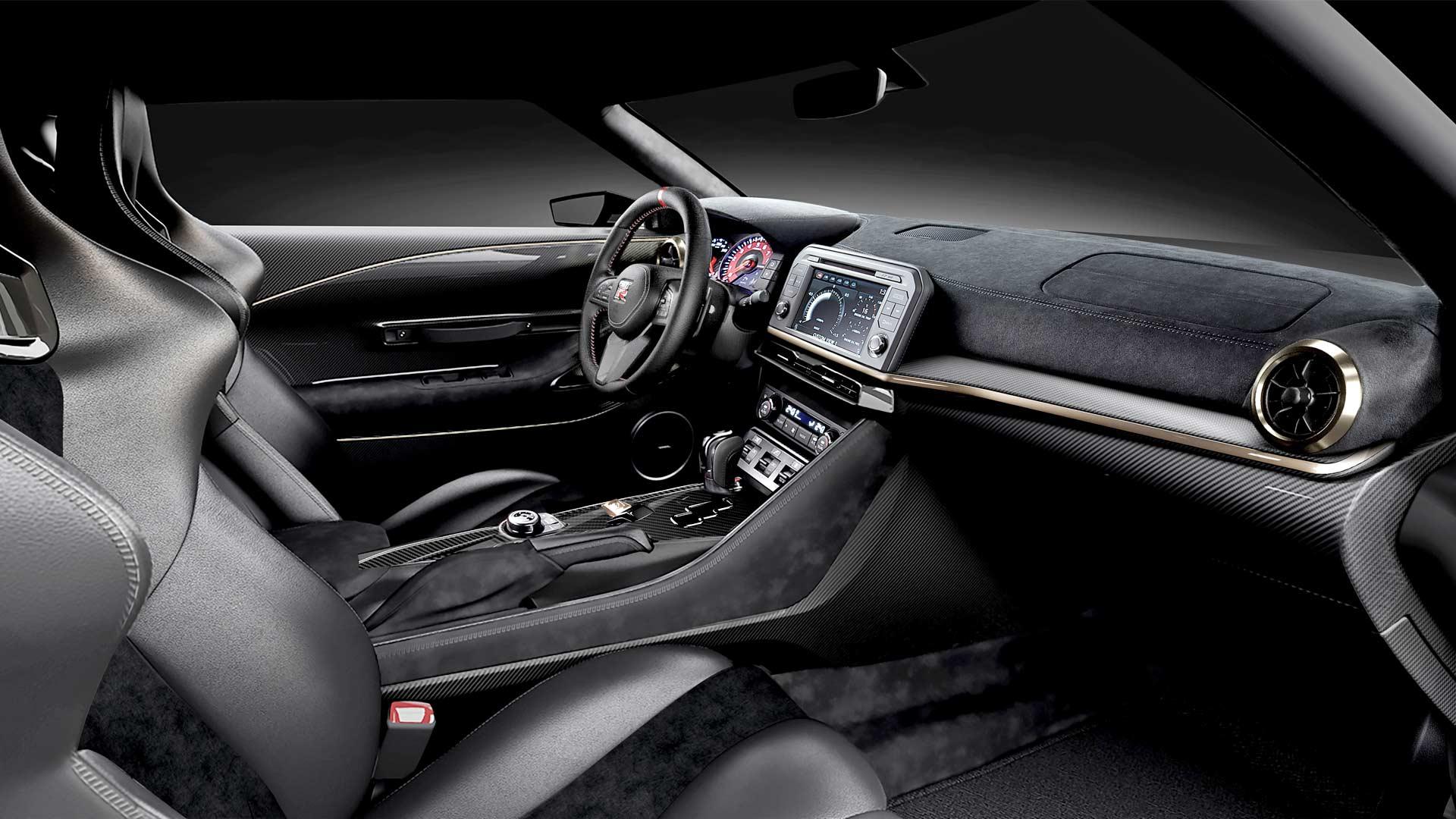 Nissan-GT-R50-production-version-Interior