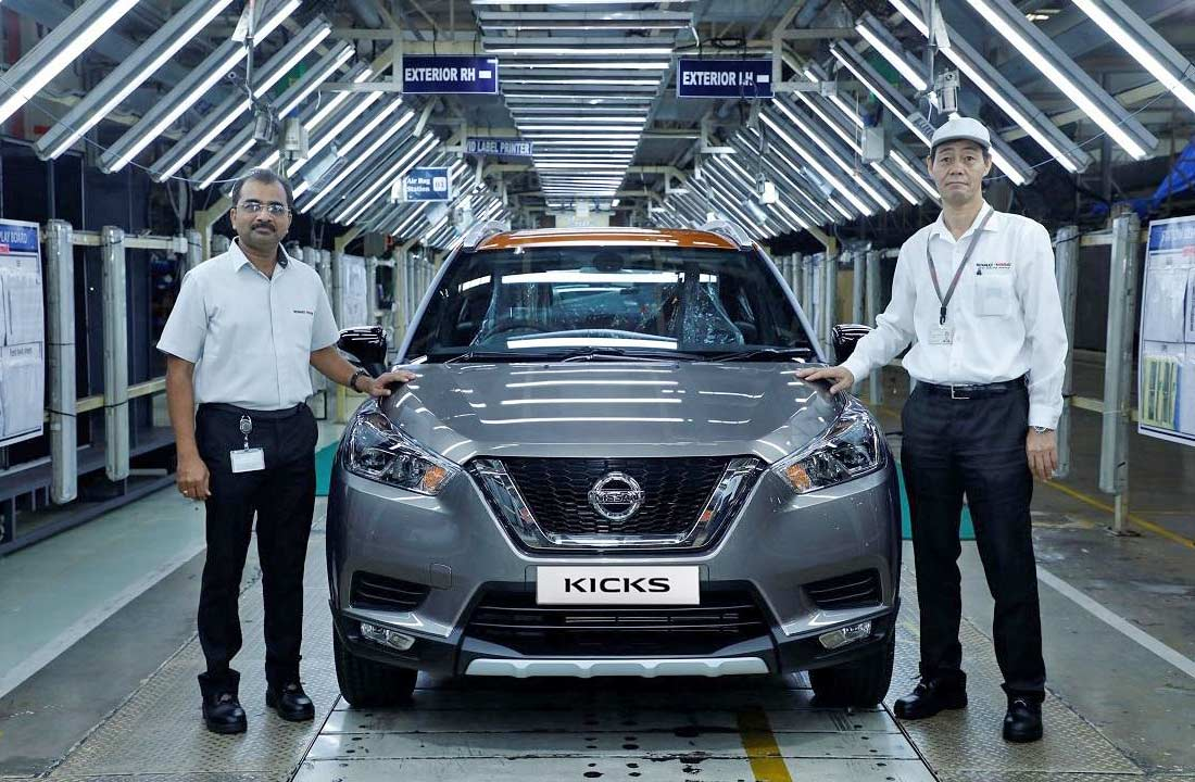 Nissan-Kicks-production-begins-India