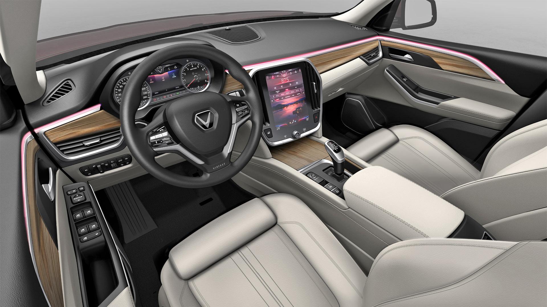 VinFast-LUX-SA2.0-Interior