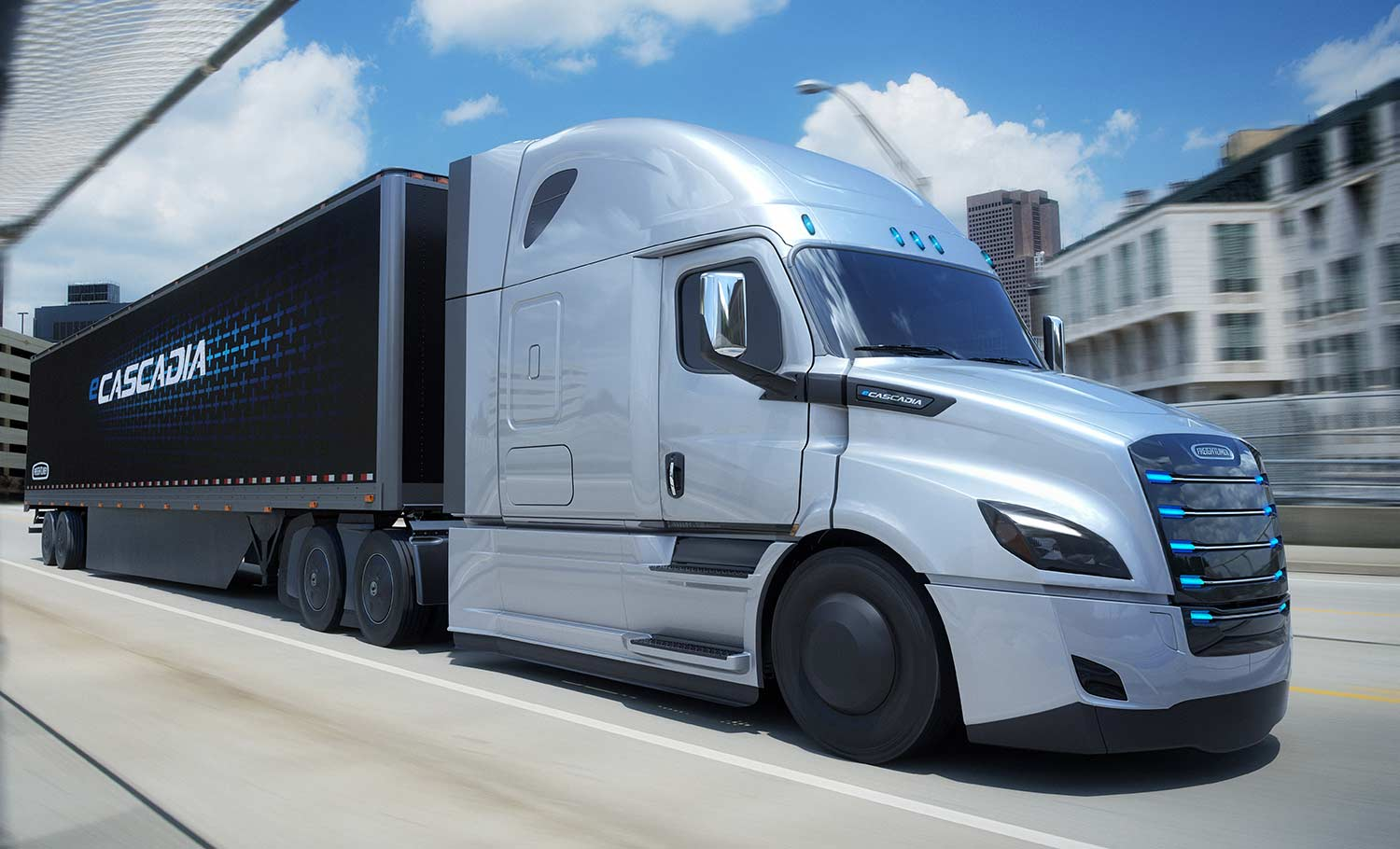 all-electric-Freightliner-Cascadia