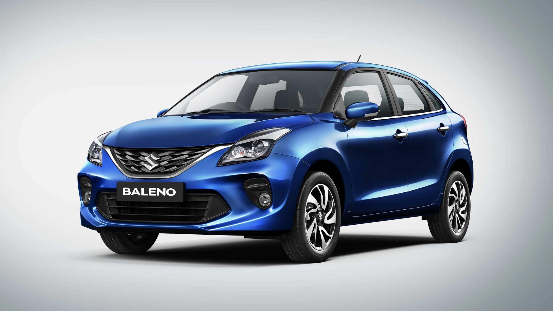 2019 Maruti Suzuki Baleno Variant Wise Features Autodevot