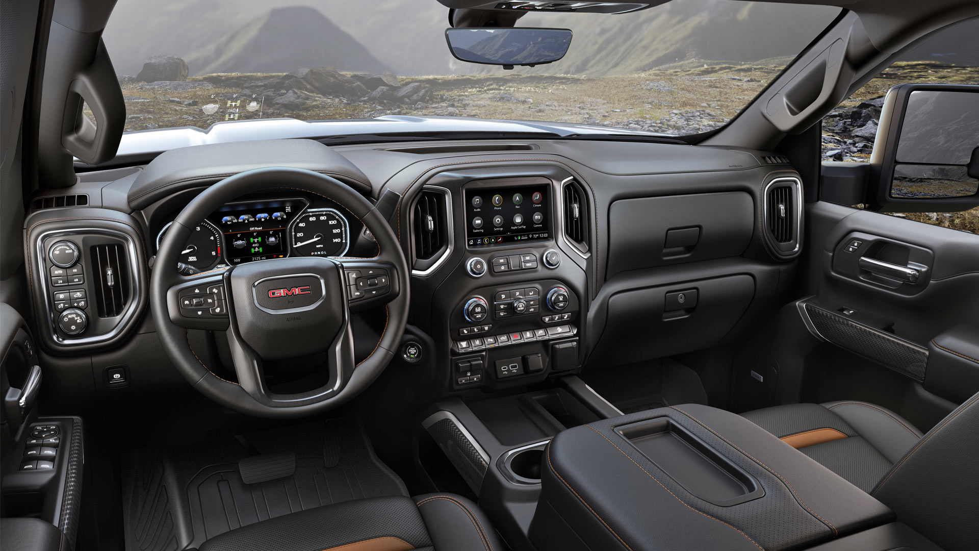2020 GMC Sierra Heavy Duty debuts with more technology ...