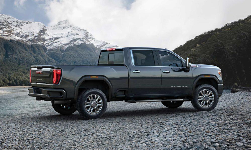 2020 GMC Sierra Heavy Duty debuts with more technology - Autodevot