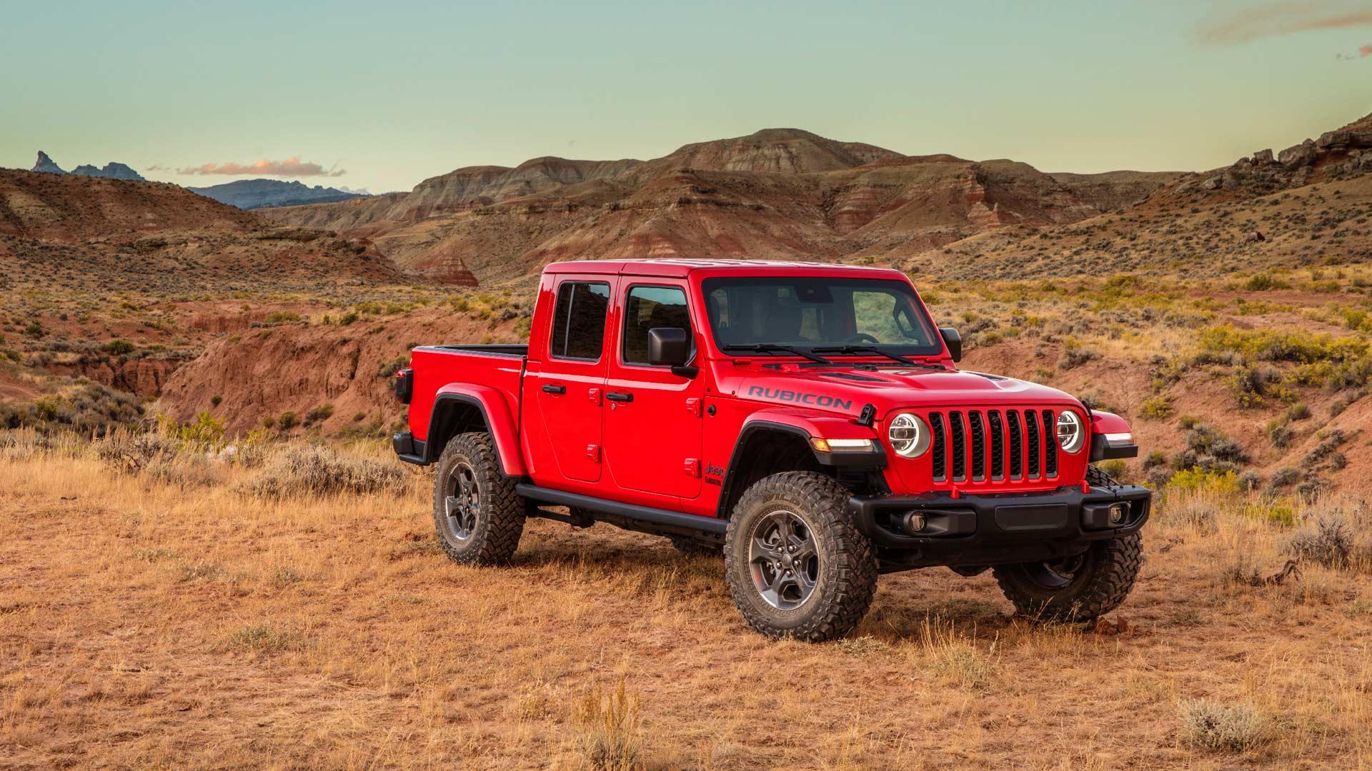 Gallery: 2020 Jeep Gladiator - Autodevot