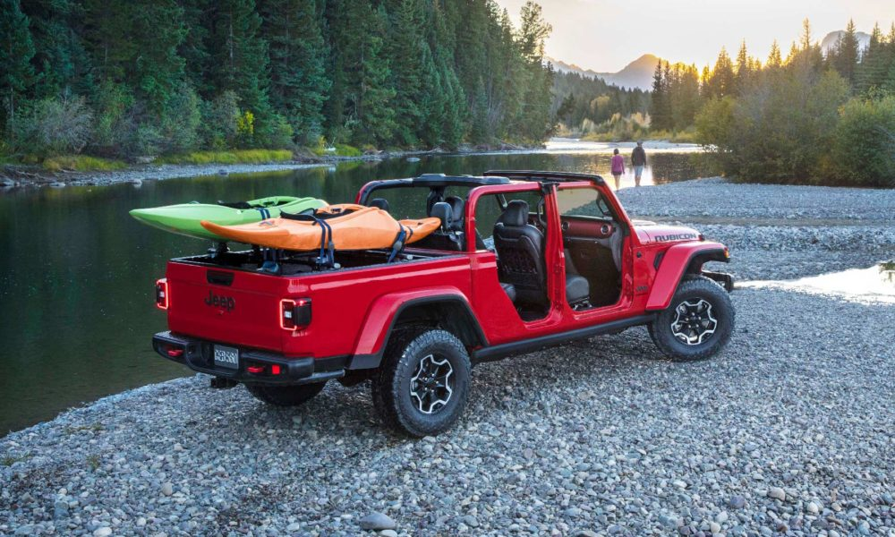 Gallery: 2020 Jeep Gladiator - Autodevot
