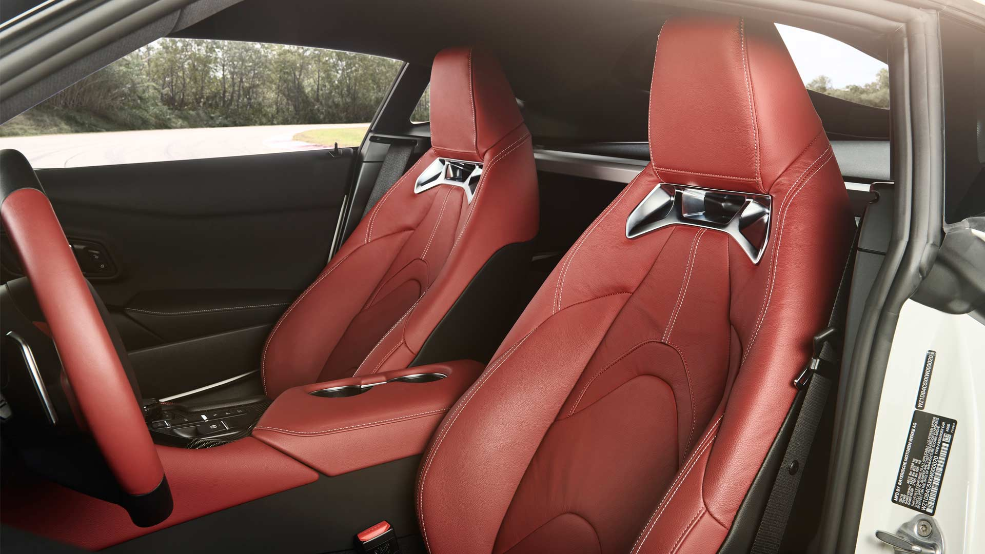 2020 Toyota Supra Launch Edition Interior_3