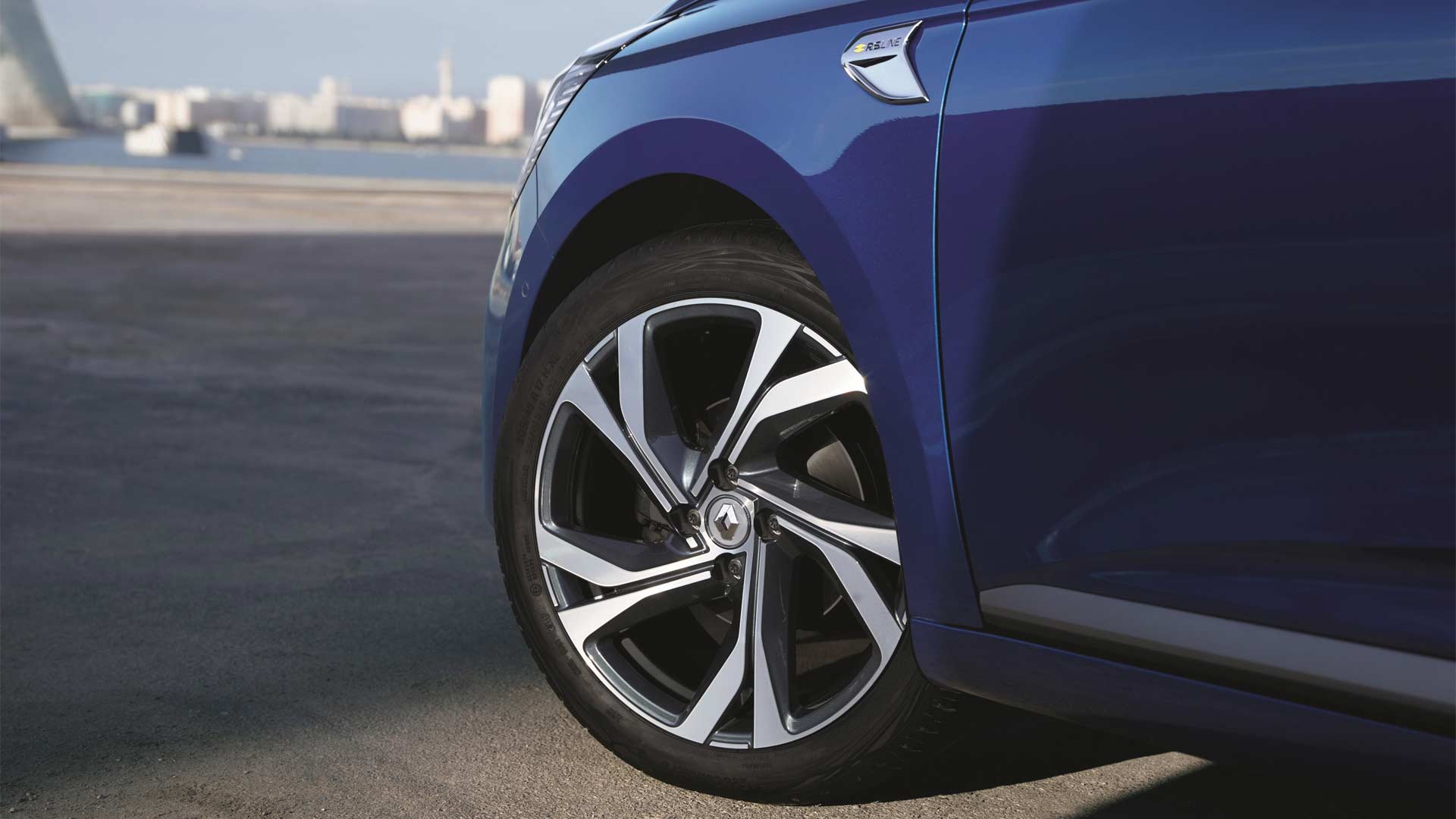 5th-generation-2019-Renault-Clio-RS-Line-Wheels