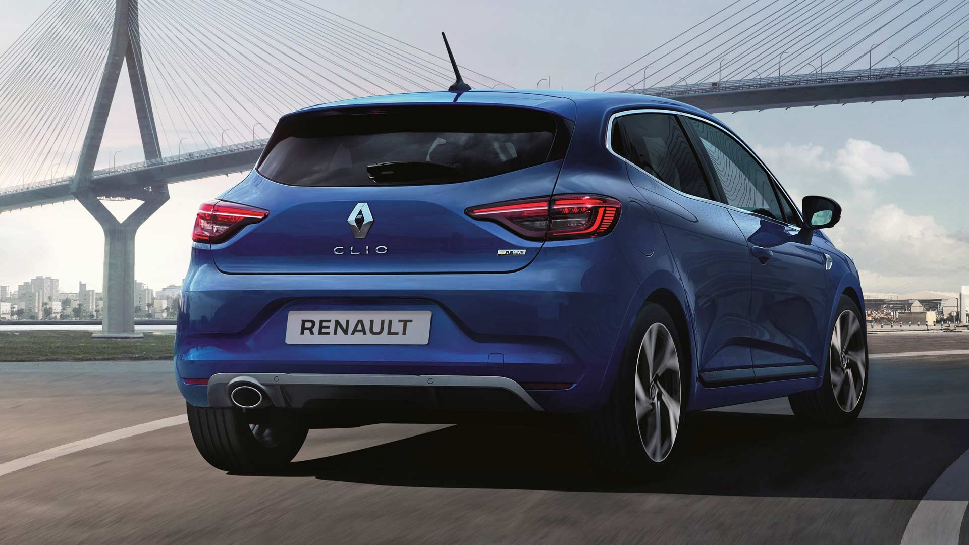 2019 renault clio revealed with a sporty r s line autodevot. Black Bedroom Furniture Sets. Home Design Ideas