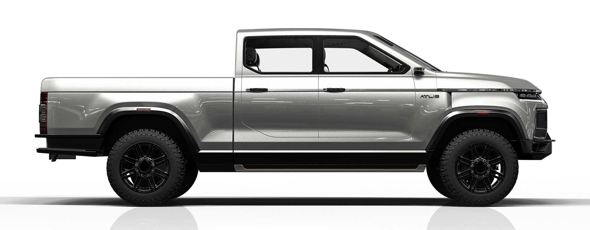 Atlis-XT-Electric-Pickup-Truck-Side-View