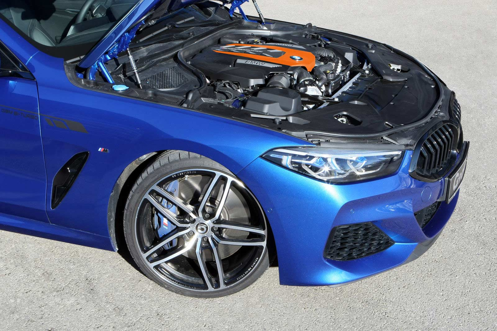 BMW-G-POWER-M850i-xDrive-Engine