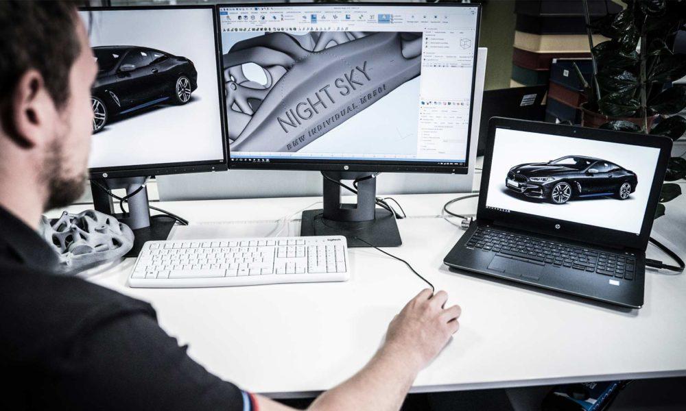 BMW-Individual-M850i-Night-Sky-3D-Printing