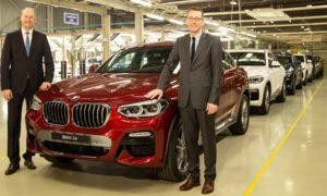 BMW X4 (G02) India launch 2019