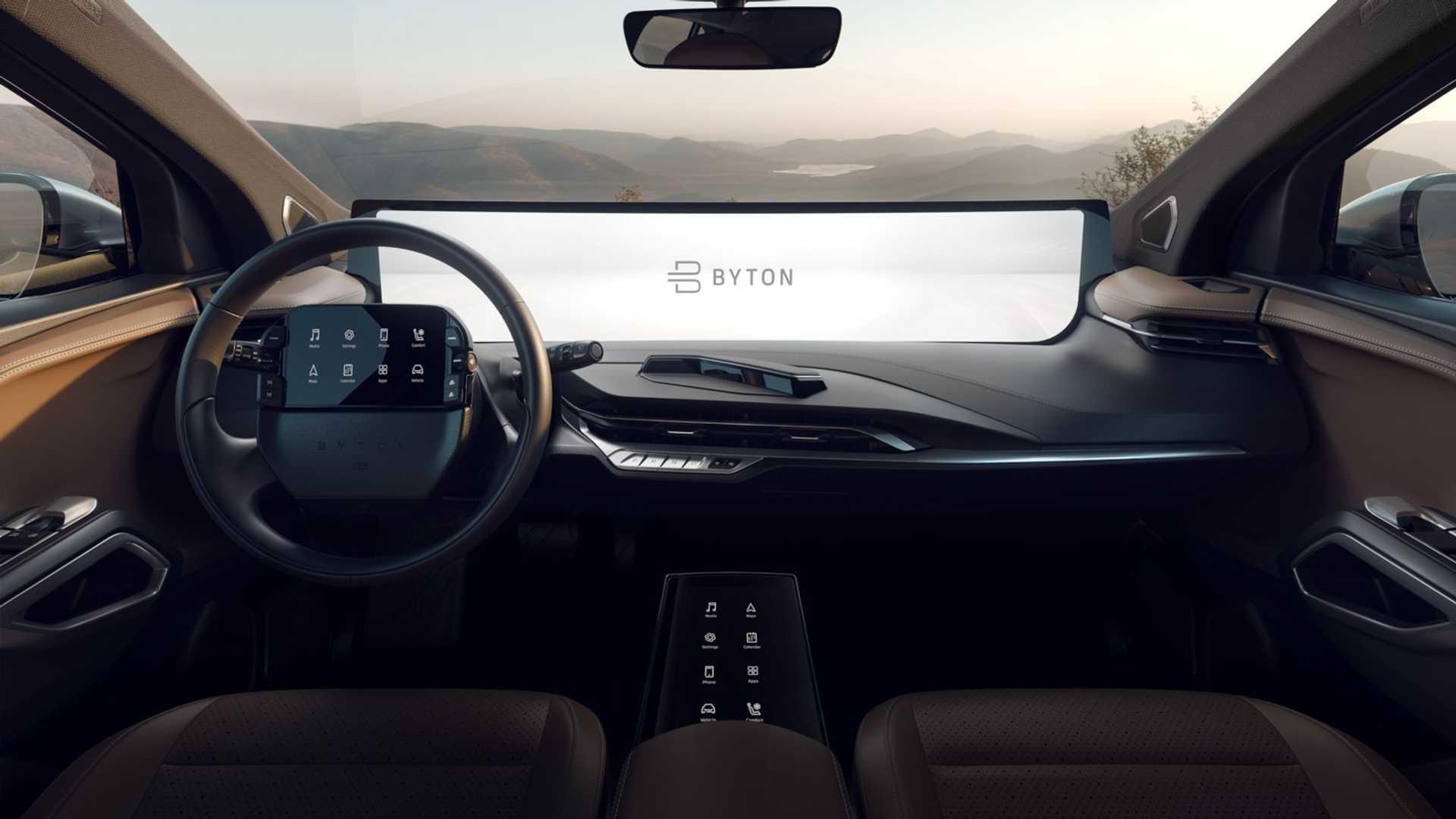Byton-M-Byte-Production-Interior