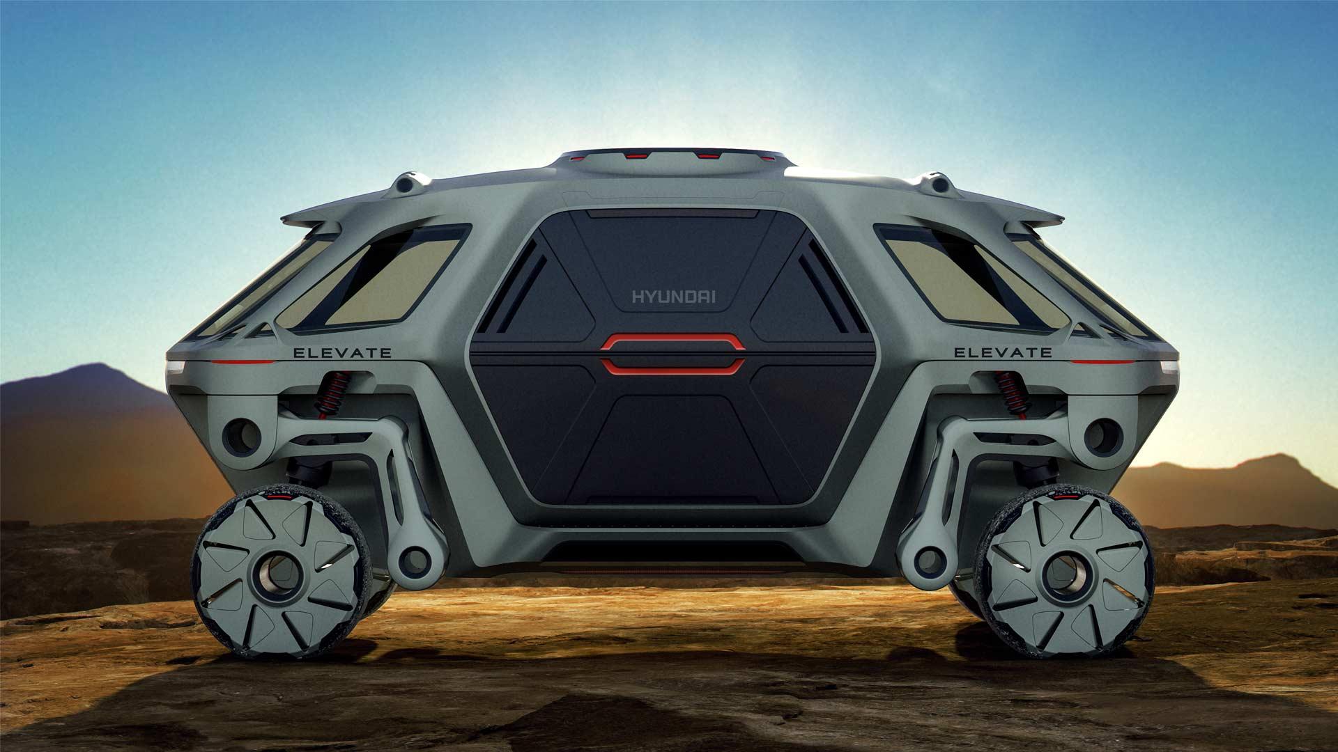 Hyundai-Elevate-Walking-Car-Concept