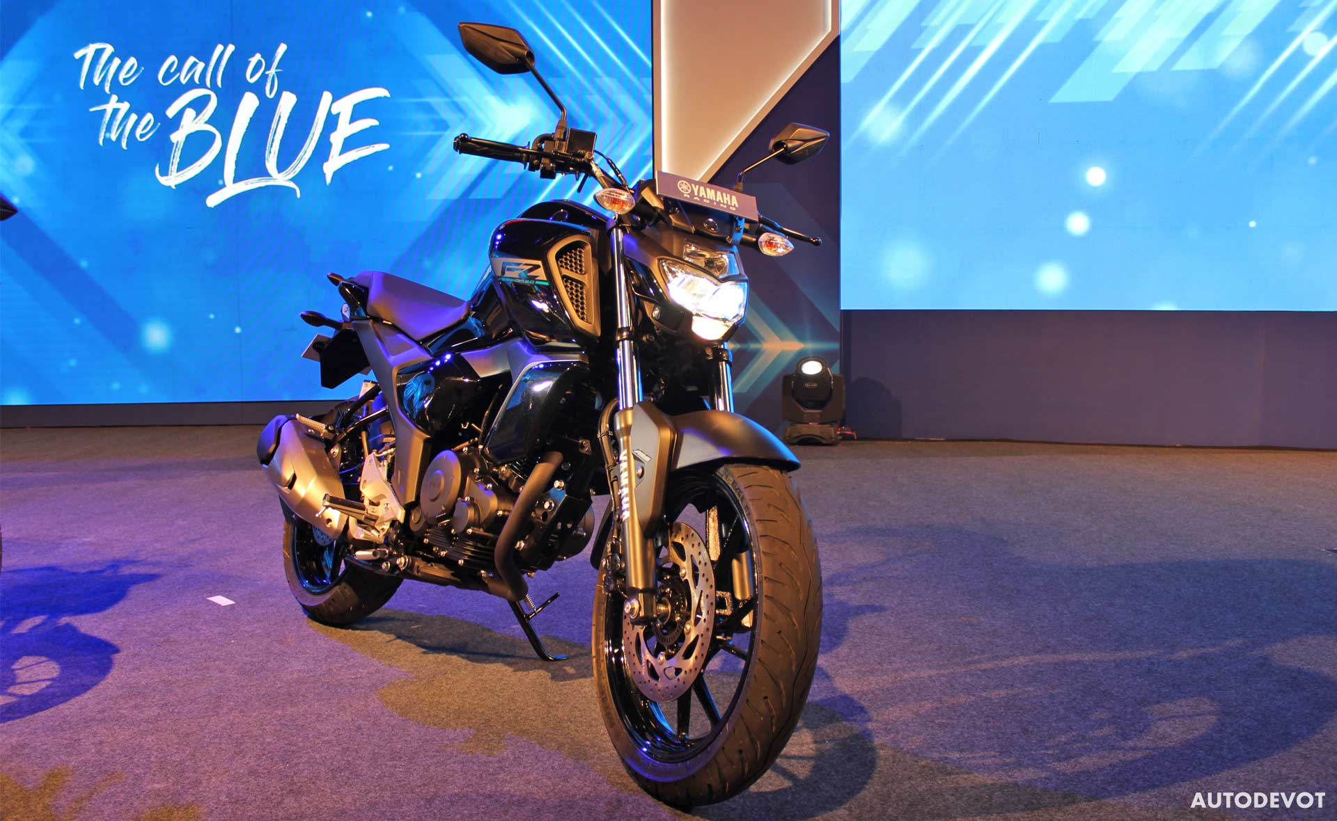 Yamaha FZ, FZ-S FI Version 3.0 ABS Photos - GaadiKey