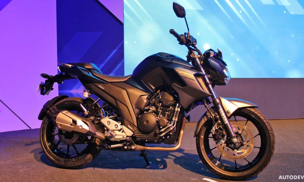 Yamaha FZS-FI & FZ-FI BS-VI versions launched - autoX