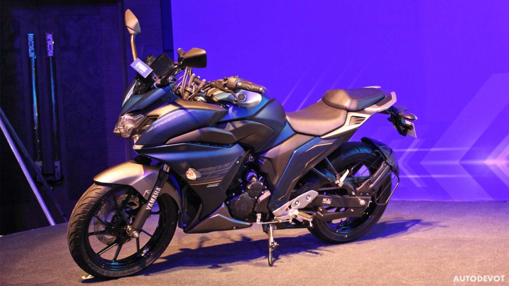 Yamaha FZ & FZS Version 3.0 ABS launched at Rs 95,000