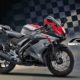 Yamaha YZF R15 V 3.0 dual-channel-ABS