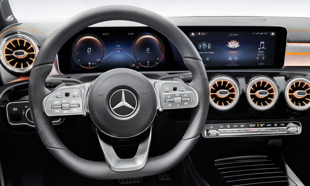 second generation 2020-Mercedes-Benz-CLA-Coupé-Edition 1 Interior_2