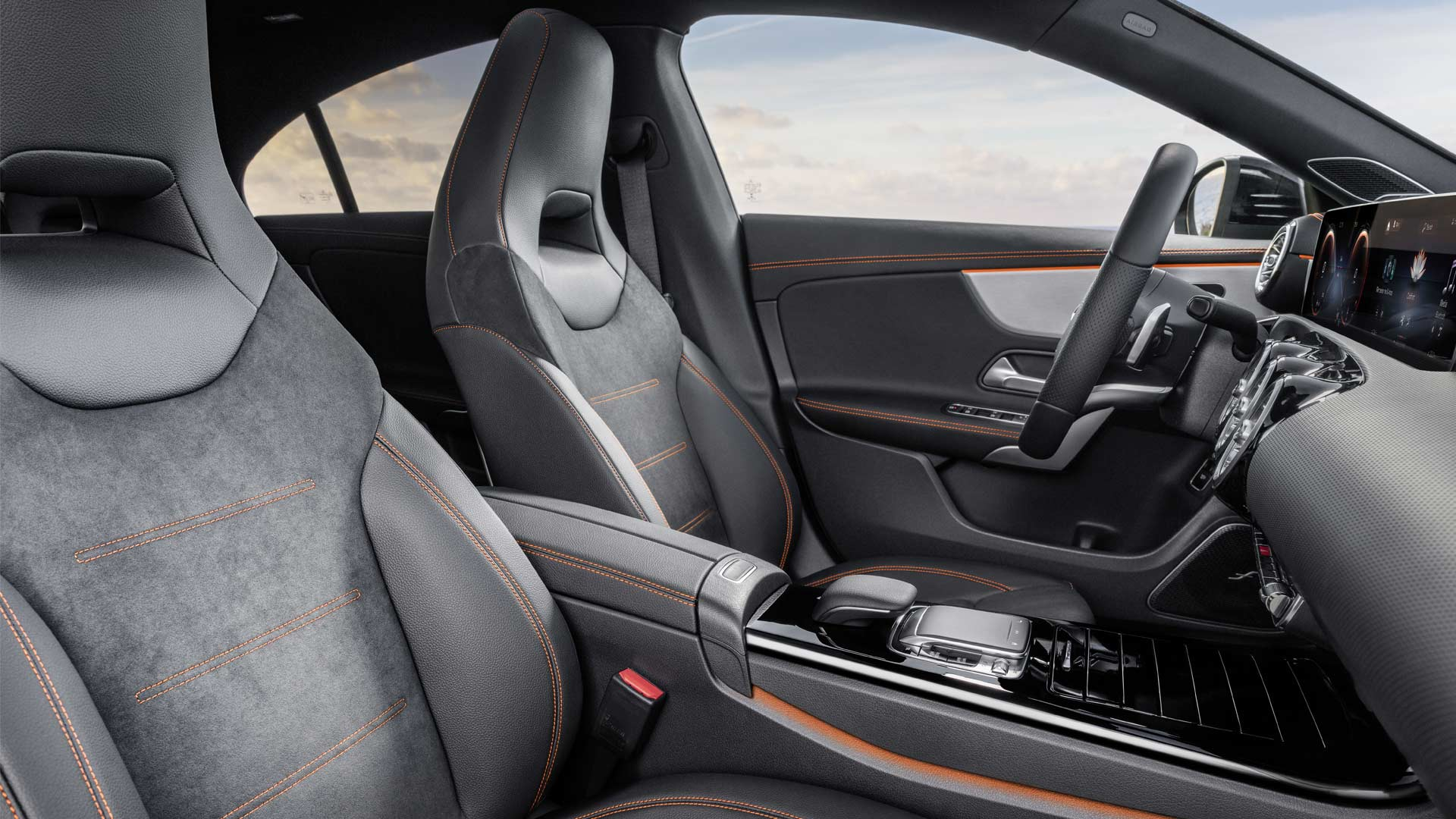 second generation 2020-Mercedes-Benz-CLA-Coupé-Edition 1 Interior_3