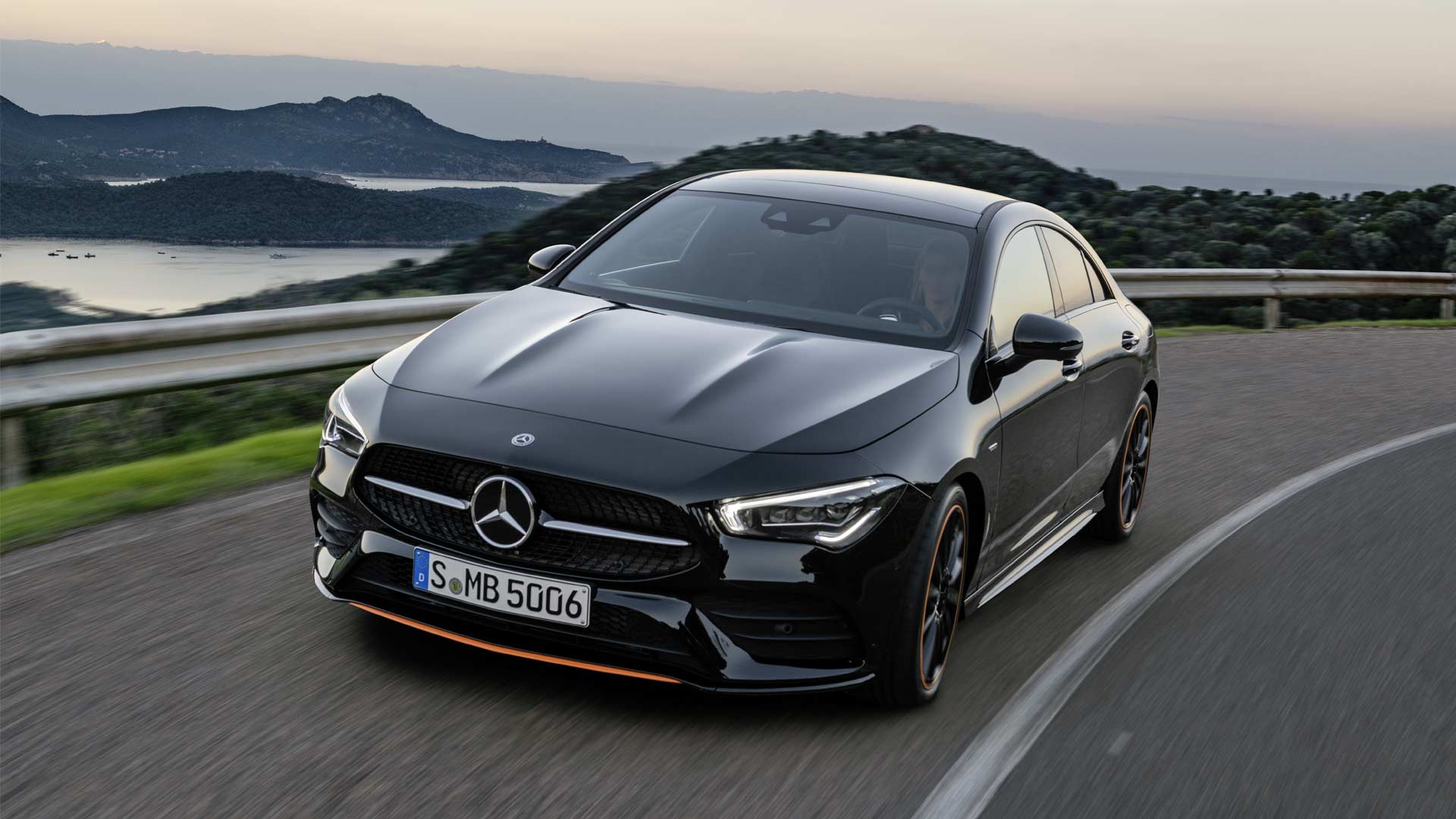 second generation 2020-Mercedes-Benz-CLA-Coupé