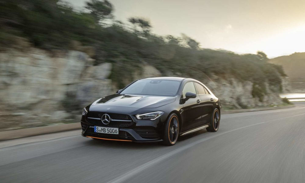 second generation 2020-Mercedes-Benz-CLA-Coupé_2