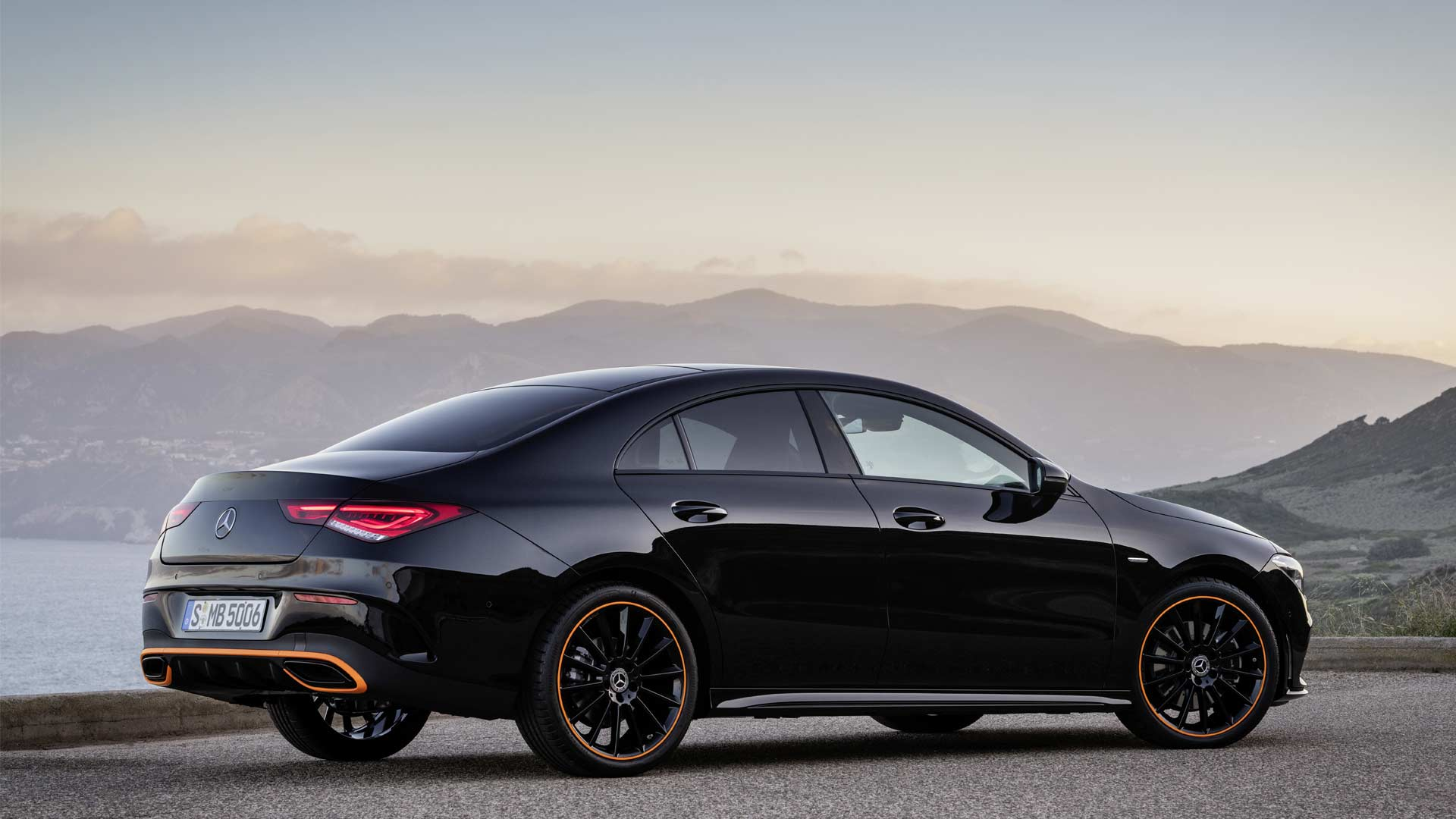 second generation 2020-Mercedes-Benz-CLA-Coupé_5