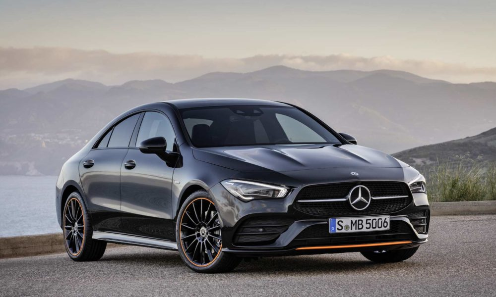 second generation 2020-Mercedes-Benz-CLA-Coupé_7