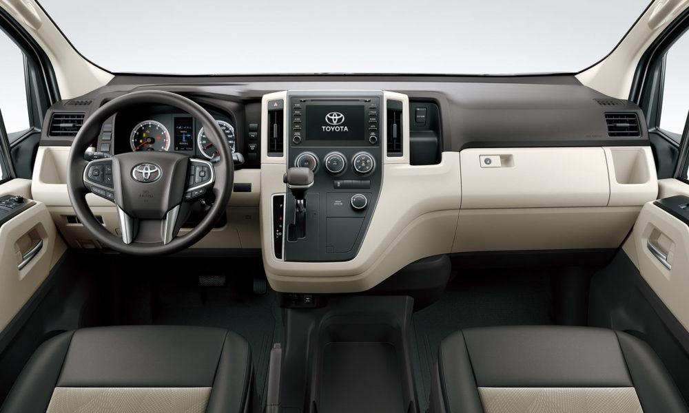 2019-6th-generation-Toyota-Hiace-Interior