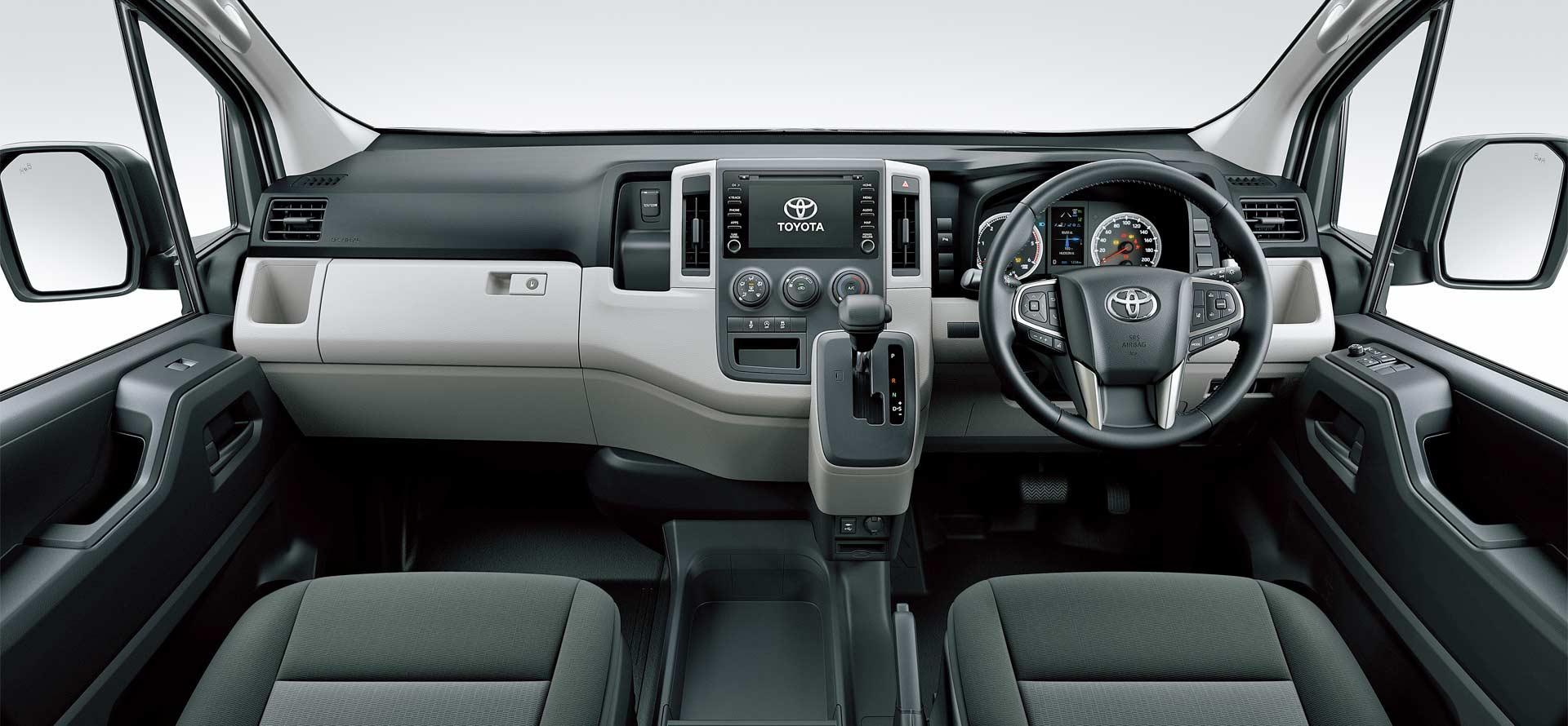 2019-6th-generation-Toyota-Hiace-Interior_2