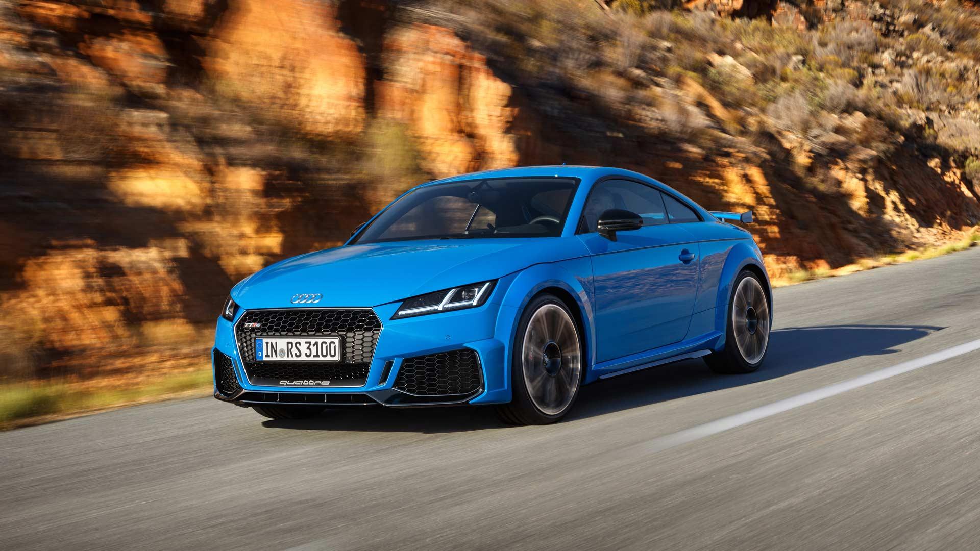 Kekurangan Audi Tt Rs Coupe Review