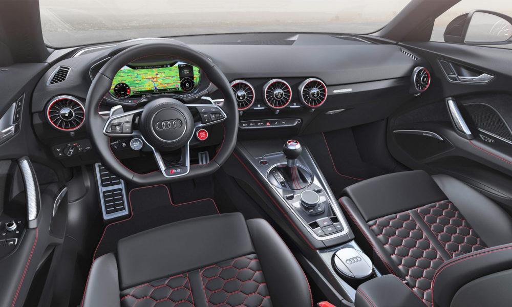 2019-Audi-TT-RS-Roadster-Interior
