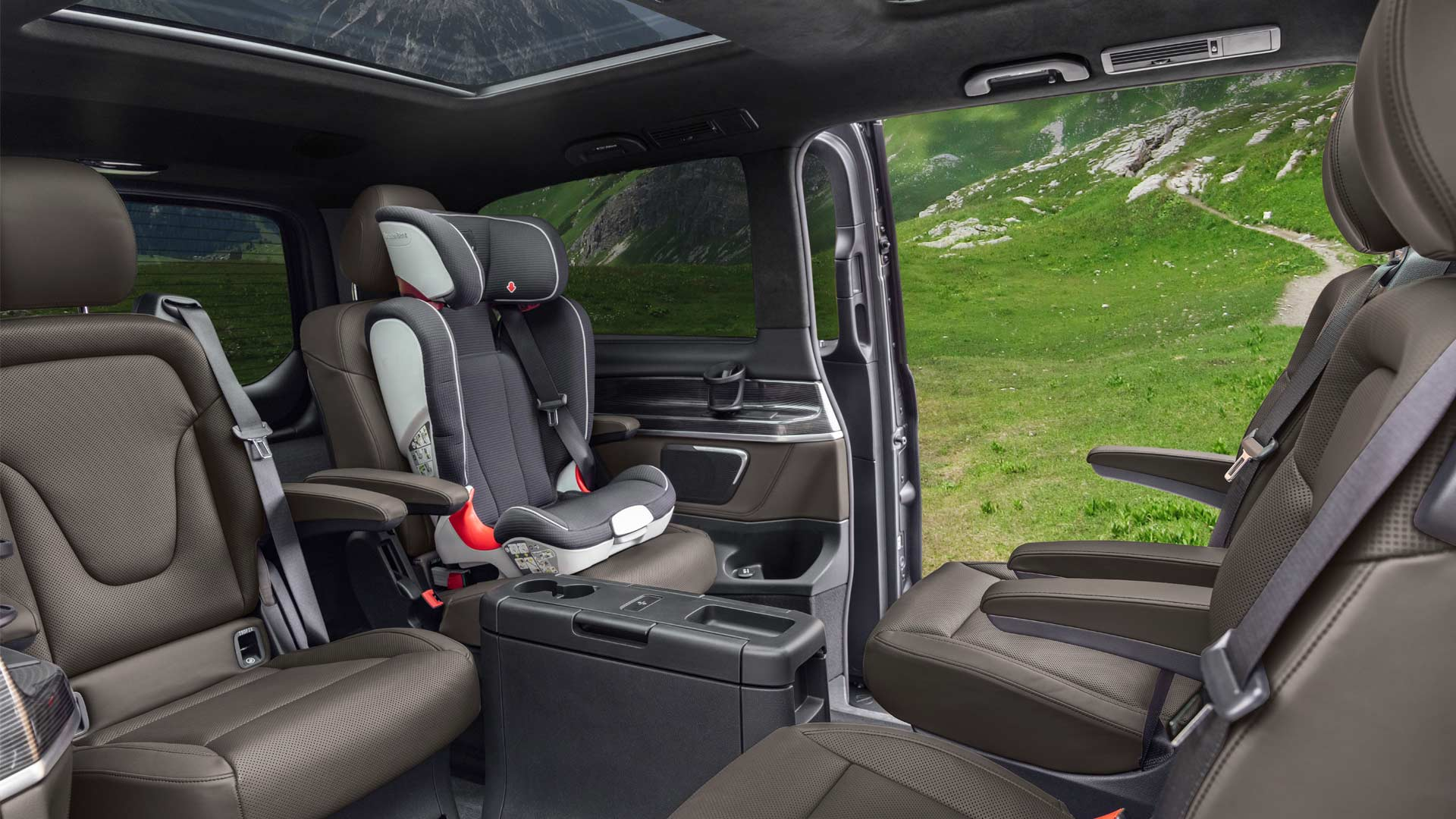 2019-Mercedes-Benz-V-Class-facelift-Interior Tartufo Nappa leather_3