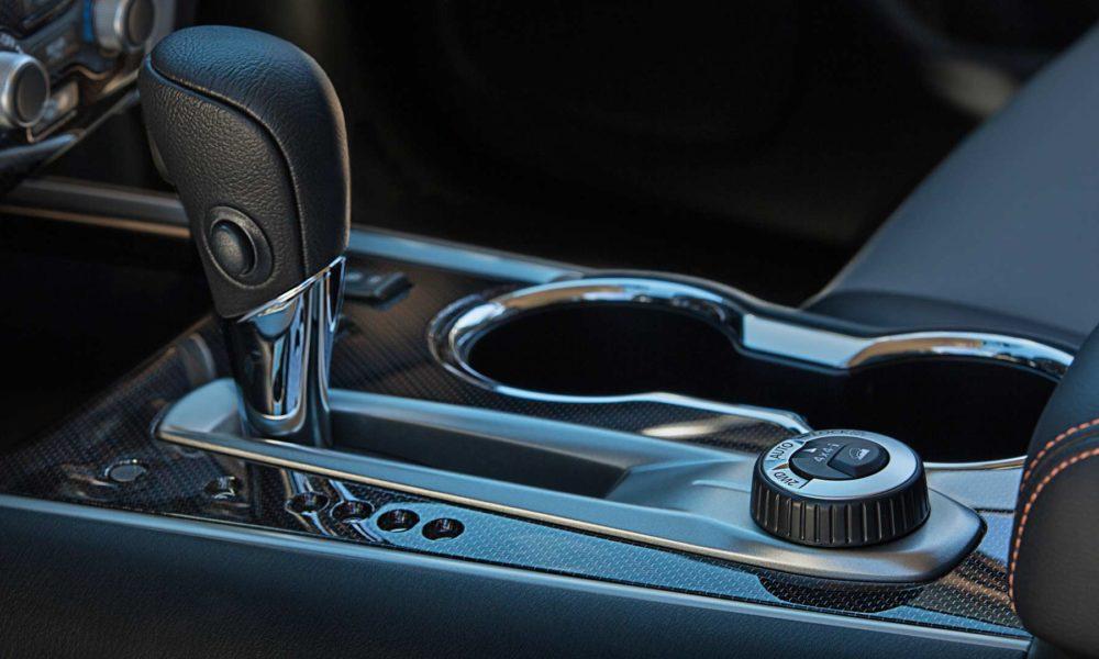 2019 Nissan Pathfinder Rock Creek Edition Interior_2