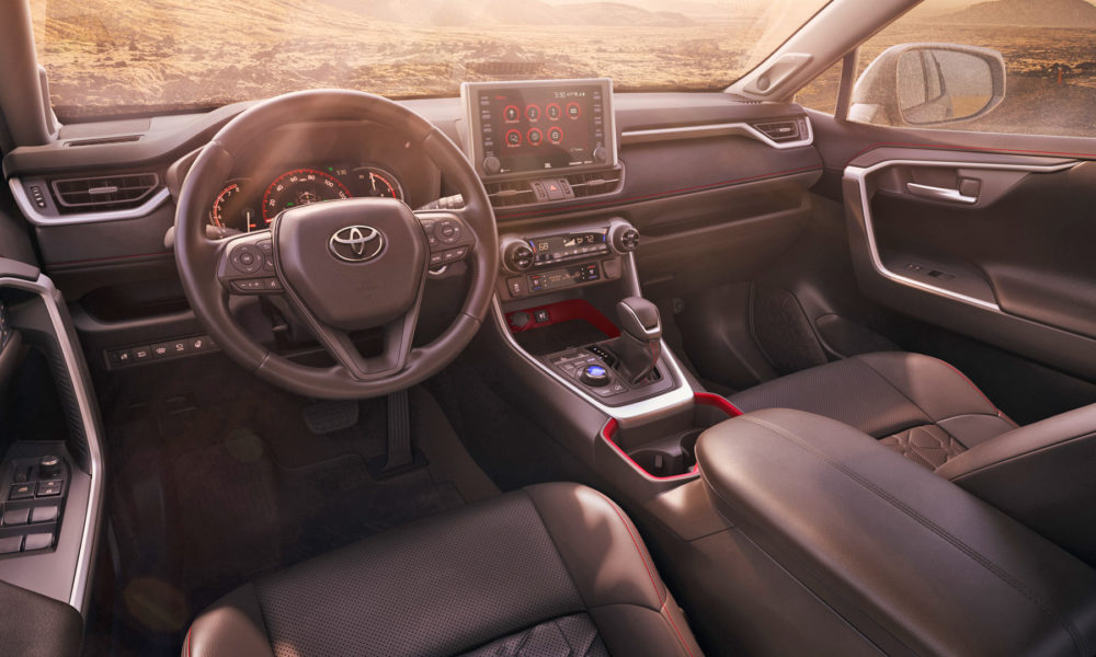 2020-Toyota-RAV4-Off-Road-Interior