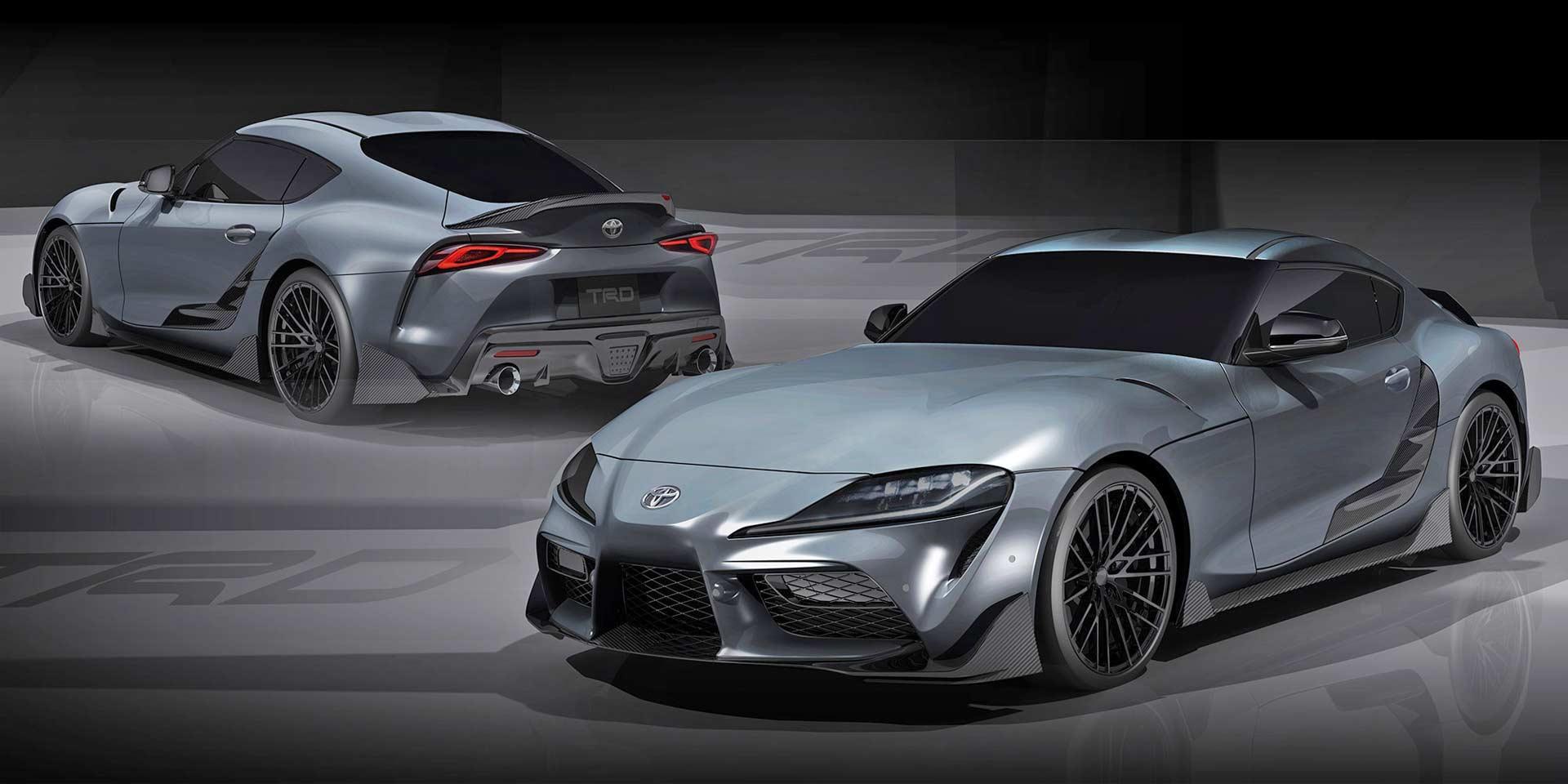 2020-Toyota-Supra-TRD-parts-concept
