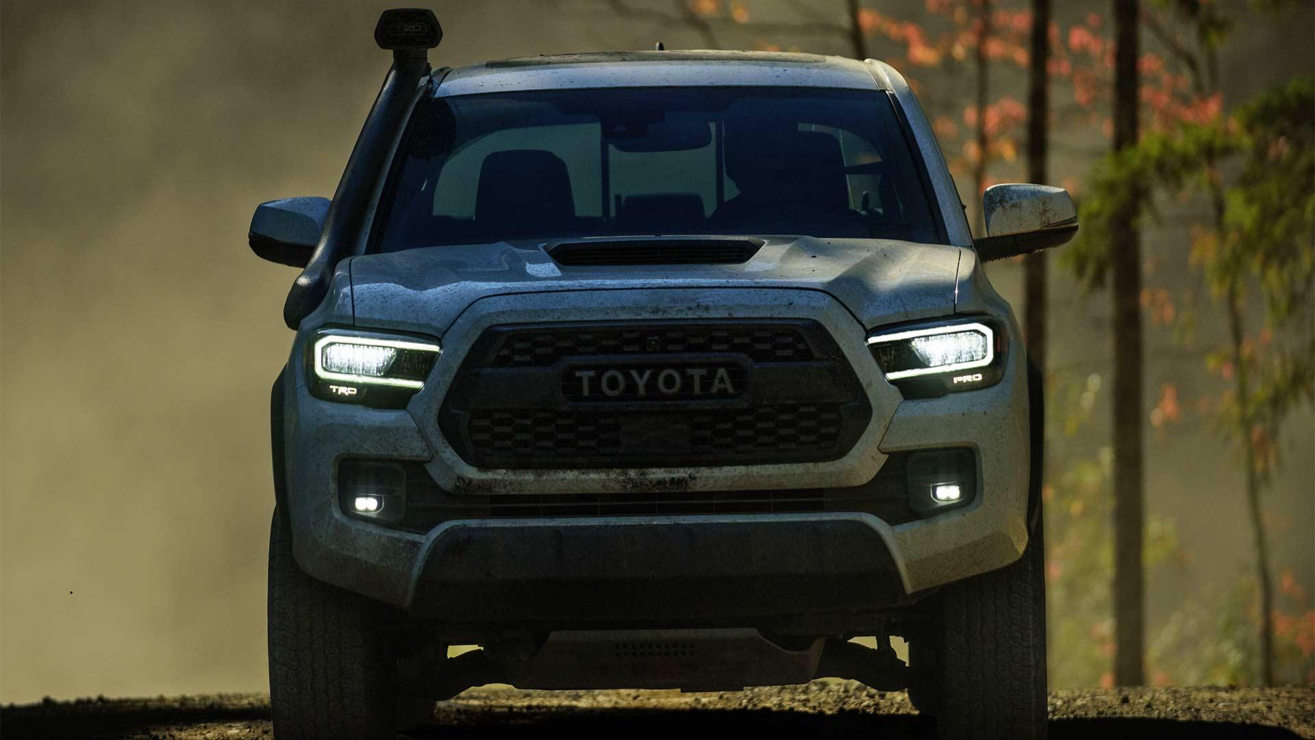 2020 Toyota RAV4 and Tacoma receive TRD treatment - Autodevot