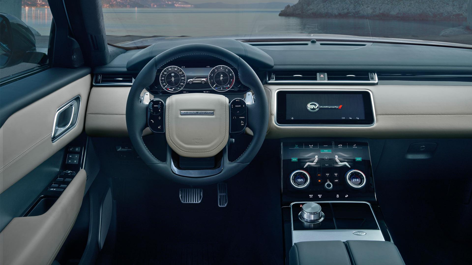 Range Rover Velar SVAutobiography Dynamic Edition Interior_2