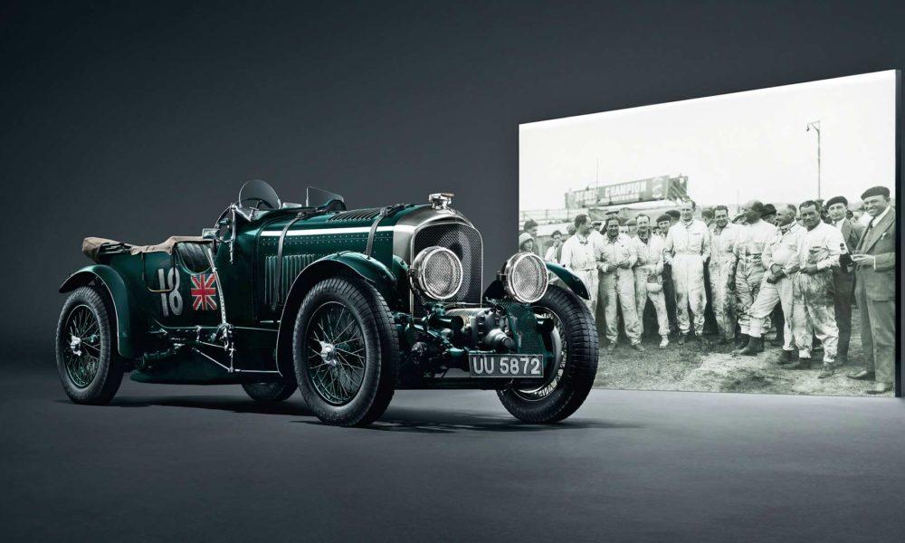 1930 Blower Bentley No.9
