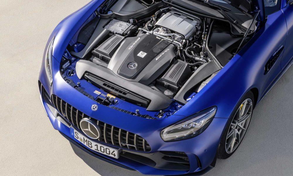 2019-Mercedes-AMG-GT-R-Roadster-Engine