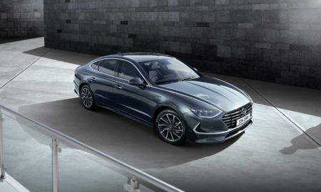 8th generation 2020 Hyundai Sonata