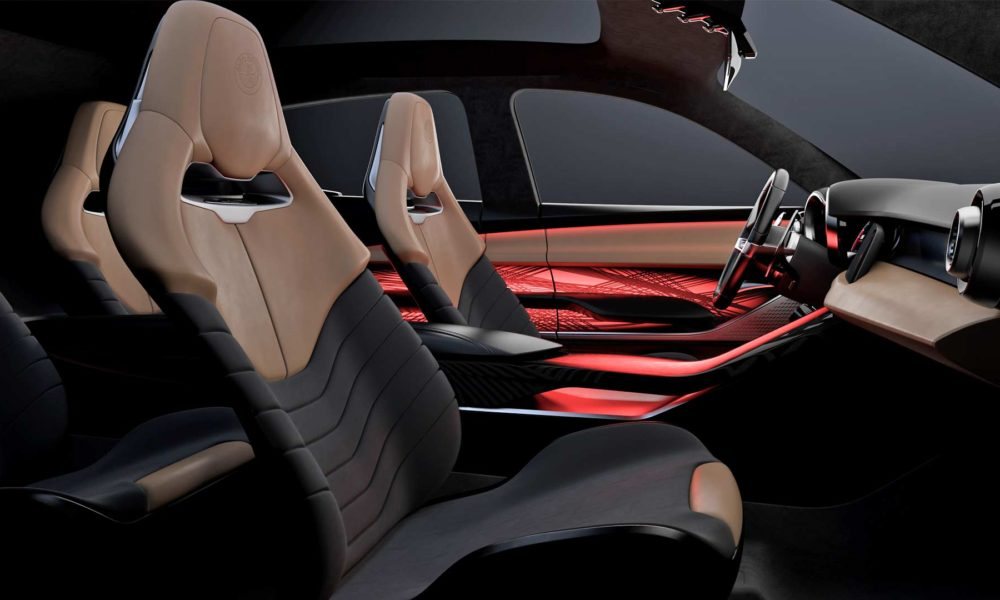 Alfa Romeo Tonale concept Interior_2