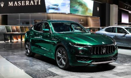 Allegra Antinori's ONE OF ONE Maserati Levante
