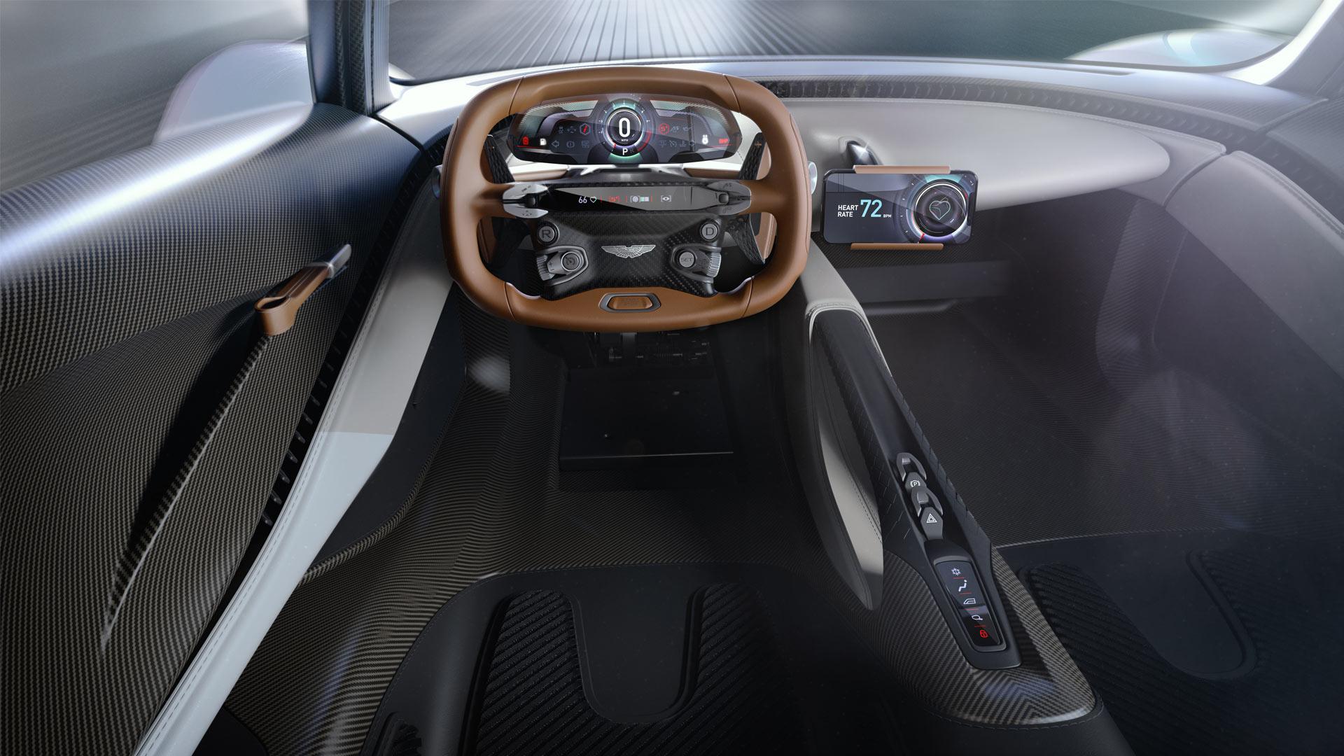 Aston Martin AM-RB 003 Interior_2